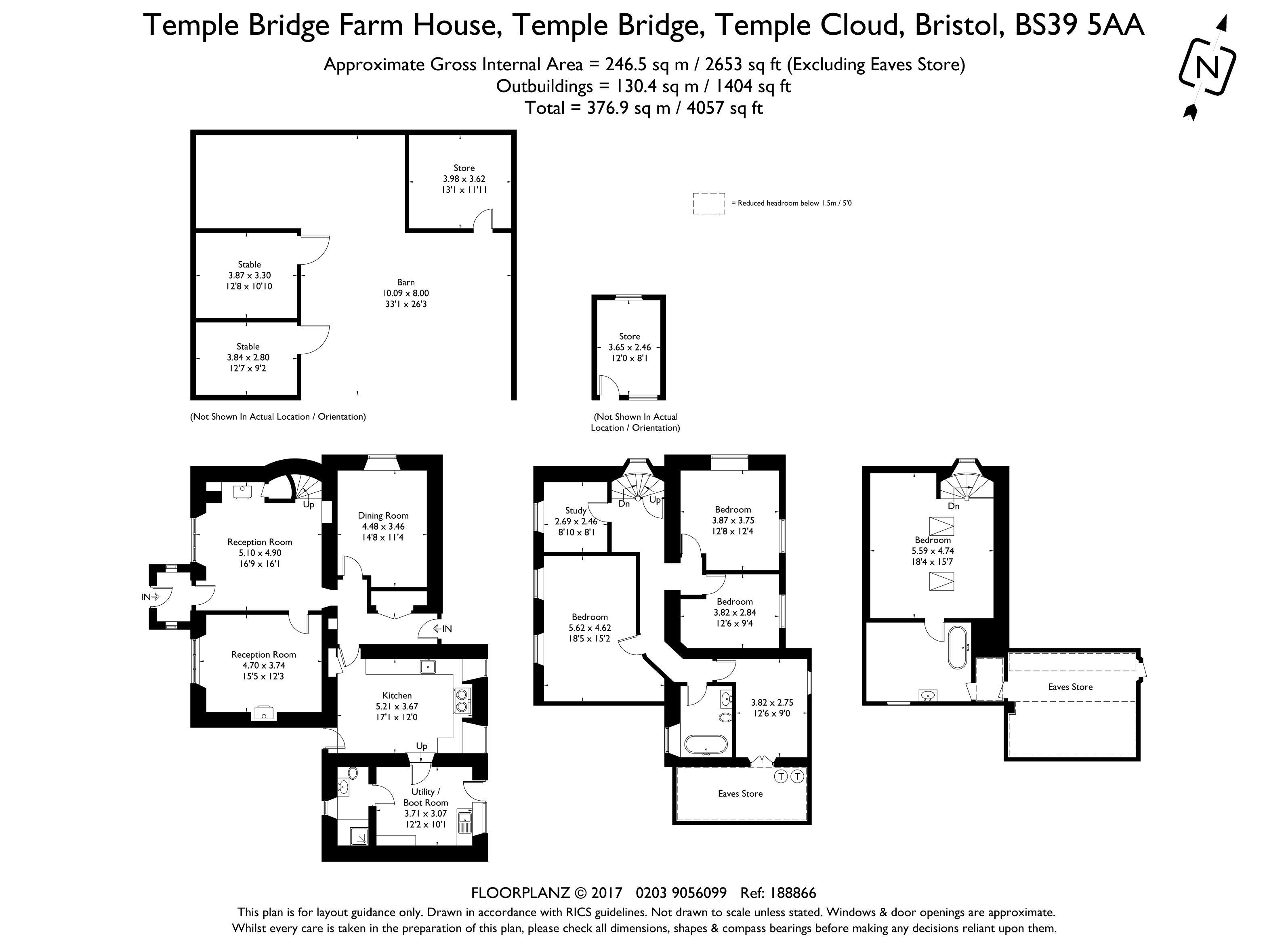 Temple Bridge Temple Cloud