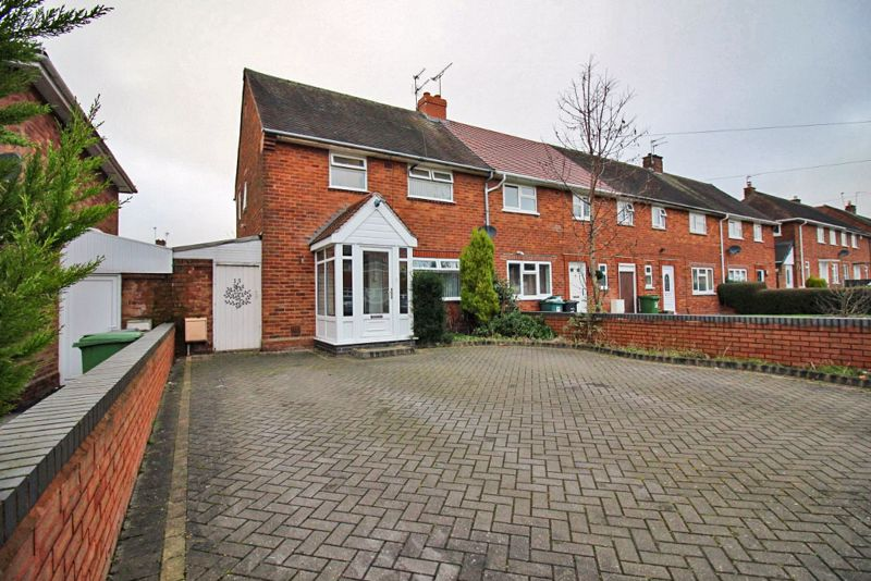 Ashfield Road Fordhouses
