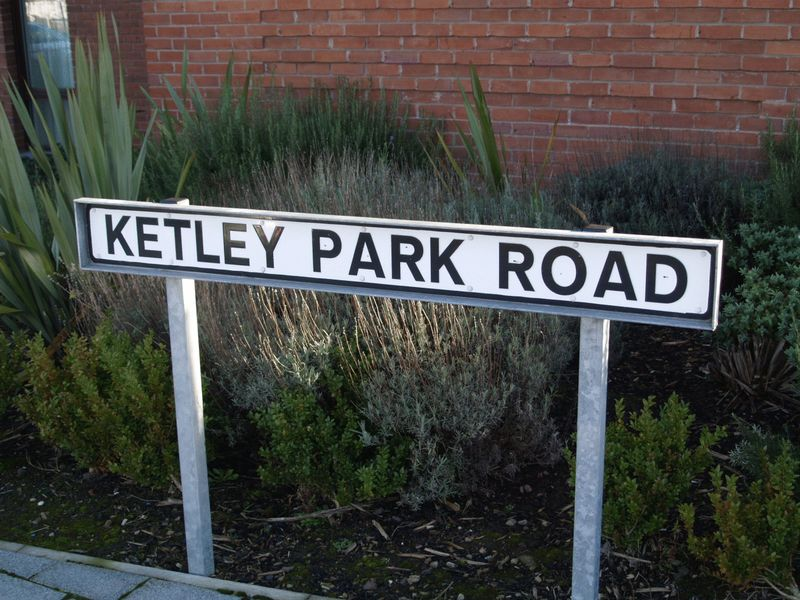 Ketley Park Road Ketley