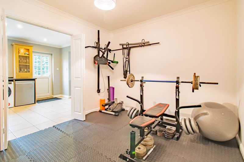 Gym/Dining Room