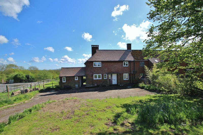 Twitten Cottages Wallcrouch