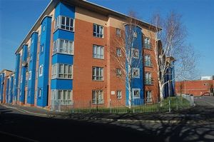 Russell Court, Craggs Row