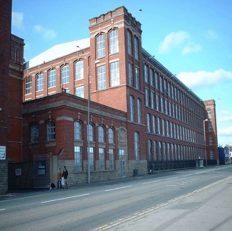 Basement Centenary Mill New Hall Lane