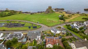Castle Road Dunure