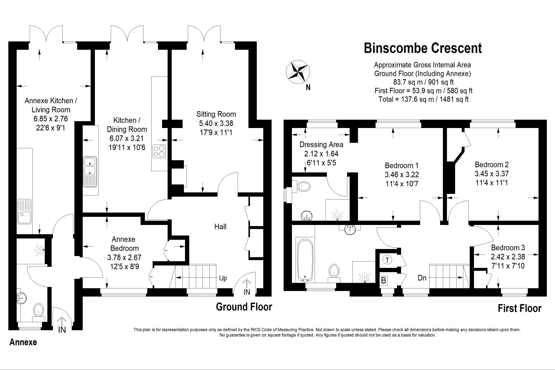 Binscombe Crescent