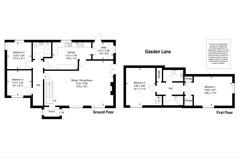 Gasden Lane Witley