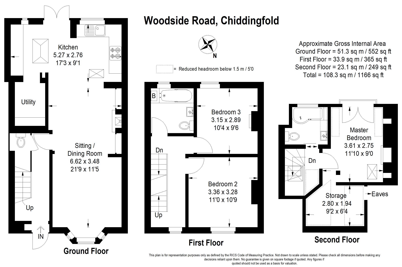 Woodside Road Chiddingfold