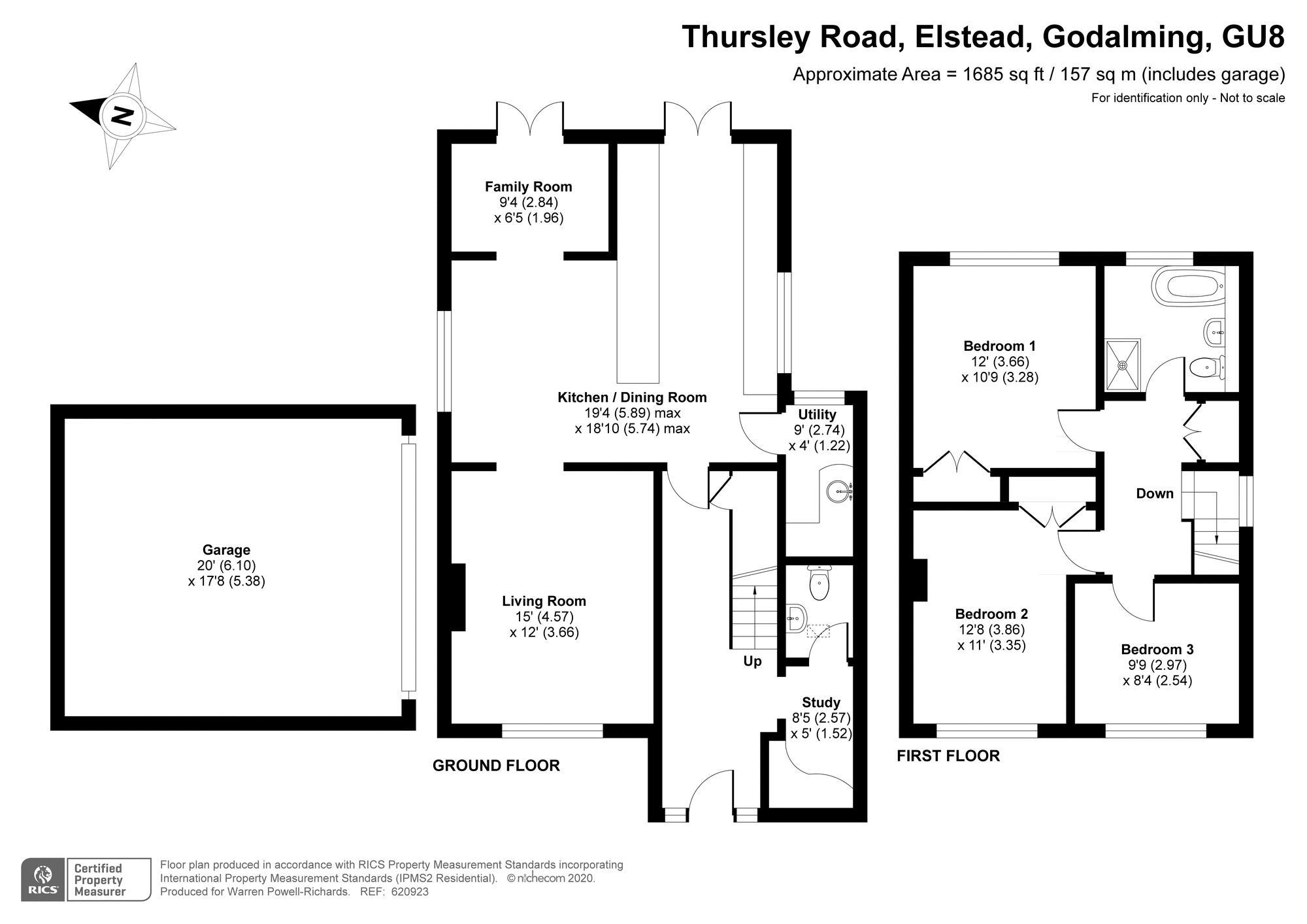 Thursley Road Elstead