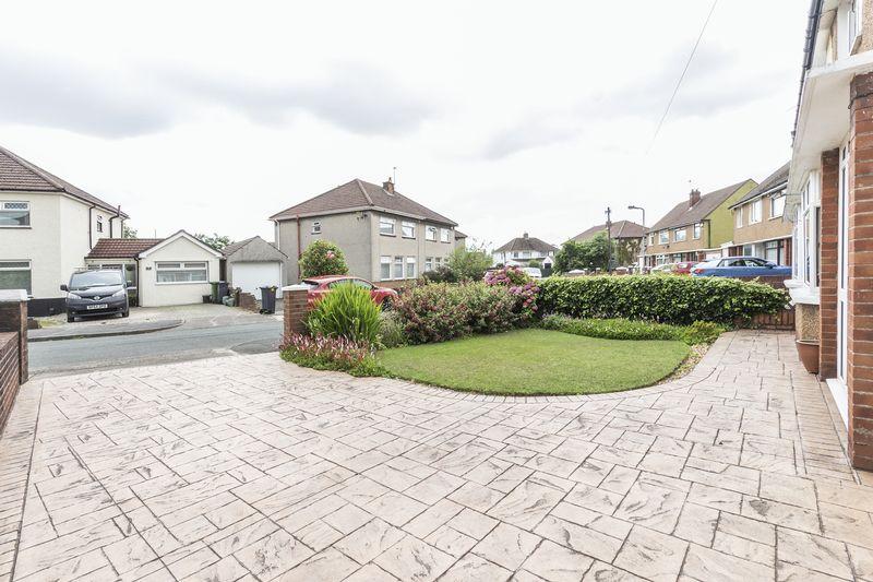 Exford Crescent Llanrumney