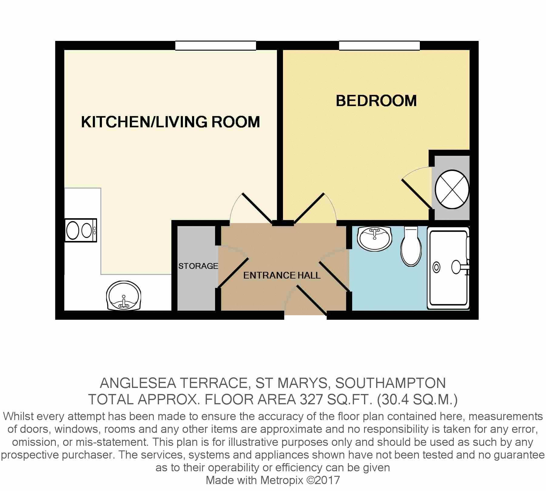 Anglesea Terrace St Marys