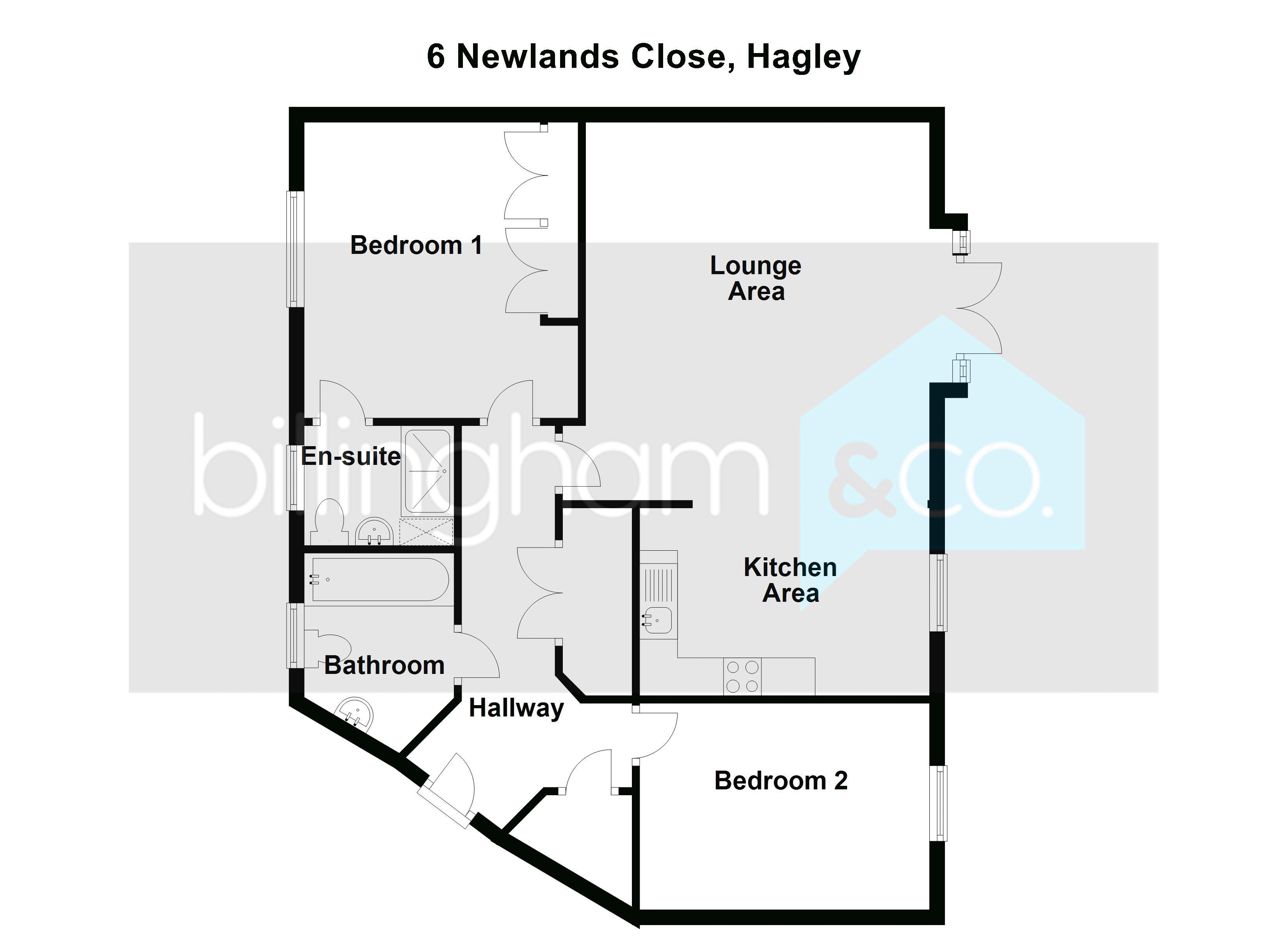 Newlands Close Hagley