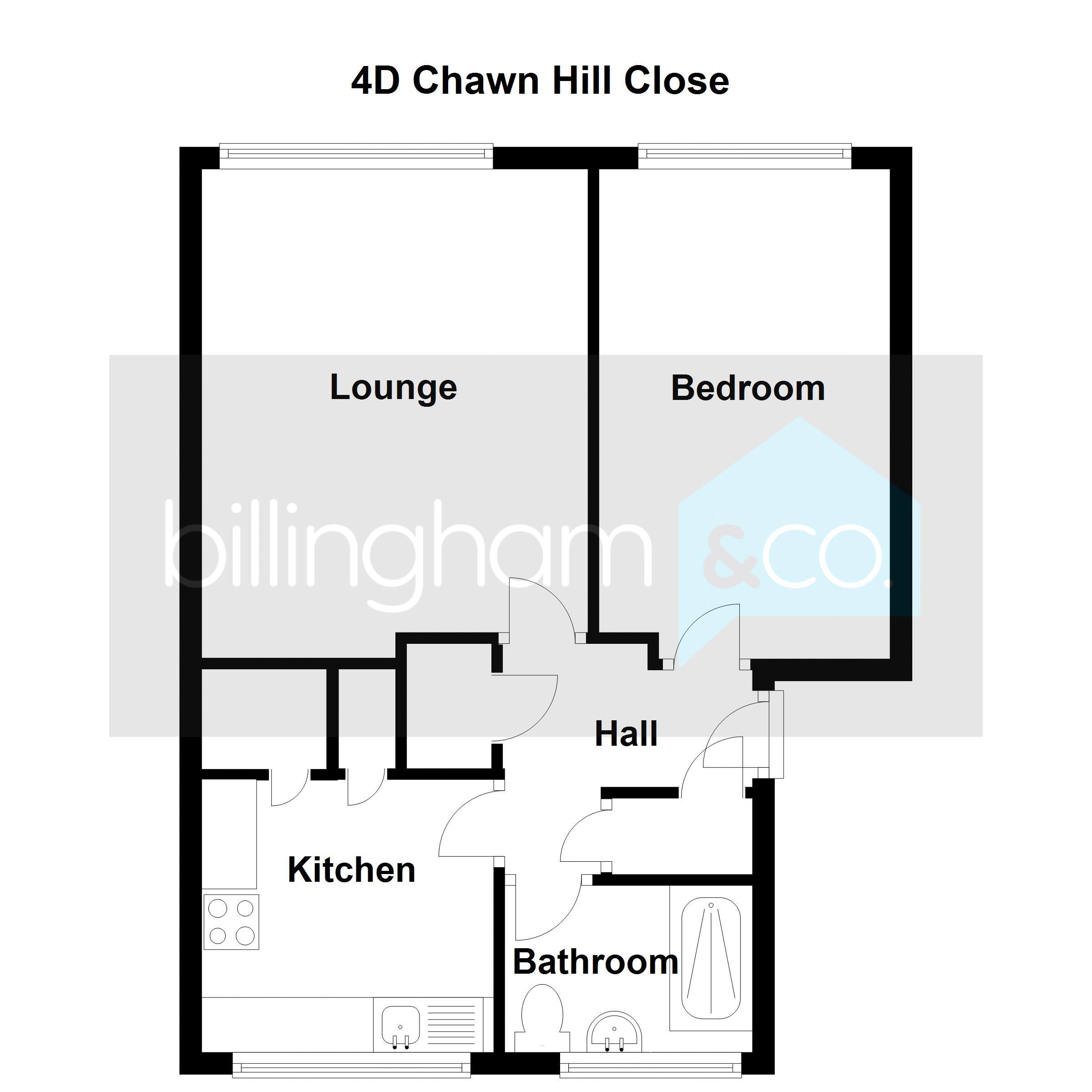 Chawn Hill Close