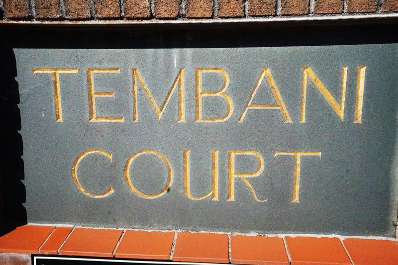 Tembani Court Colin Road
