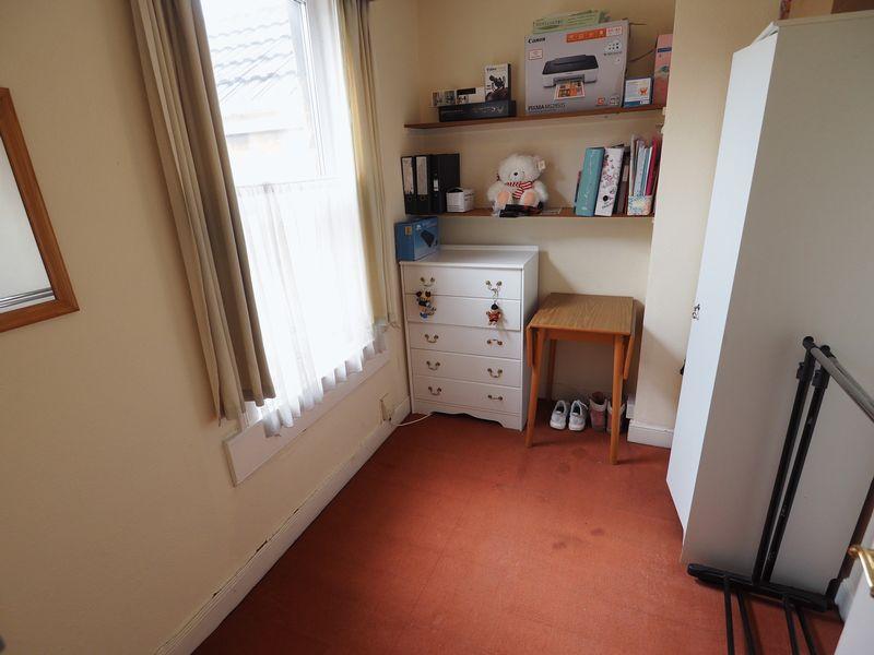 Bedroom 3/Storage Room