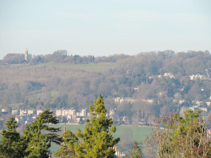 View to Lansdown