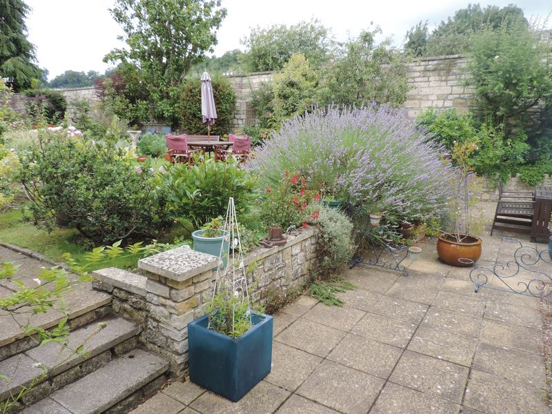Front Garden And Patio