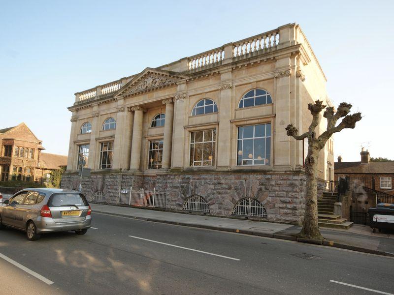 Hunts Court