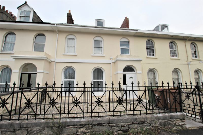 Caroline Place Stonehouse