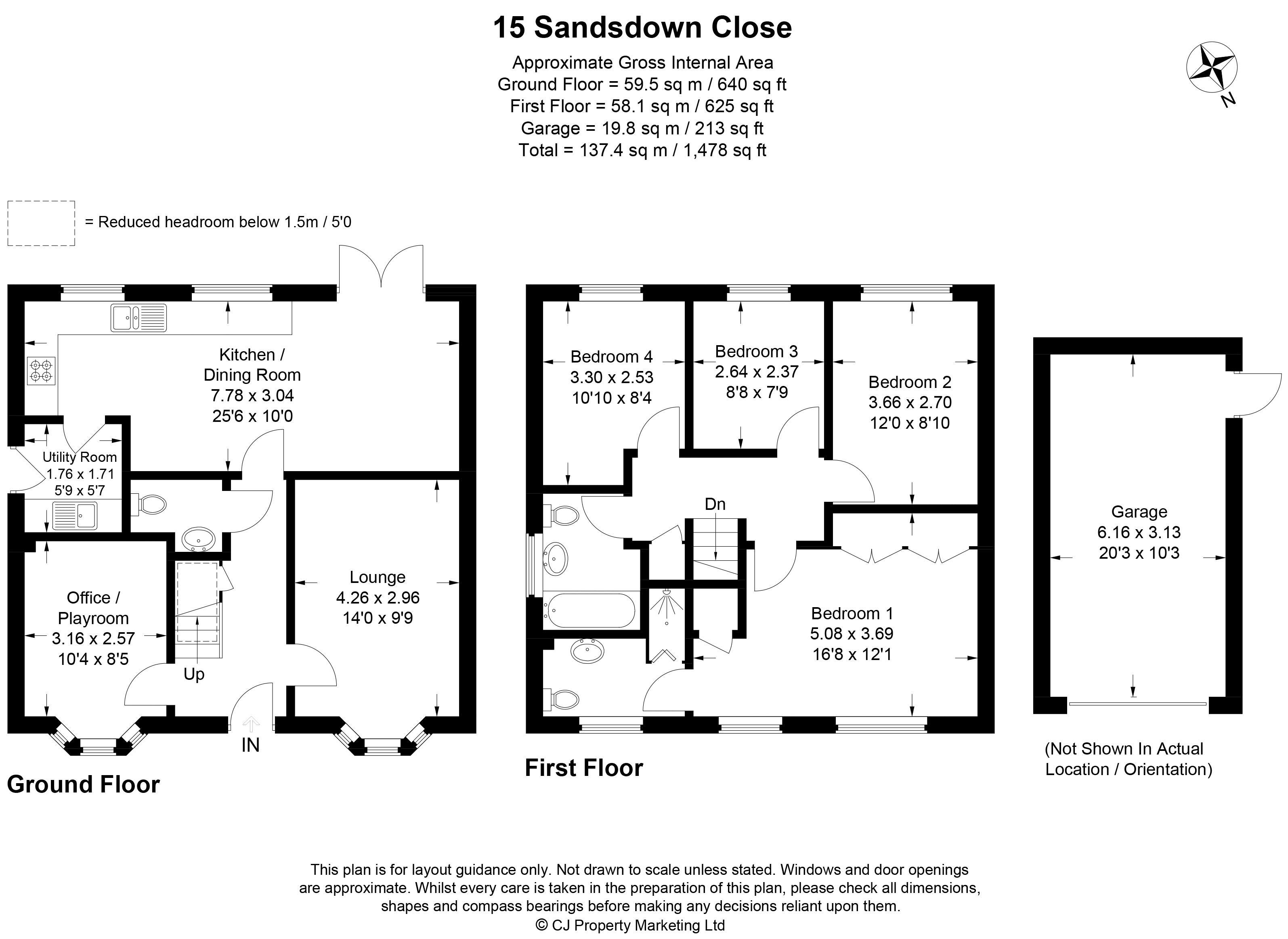 Sandsdown Close Sands