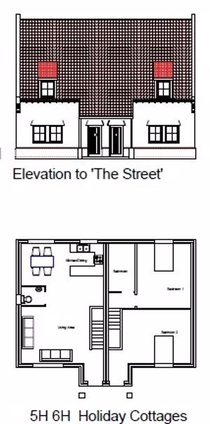 The Street Thurne