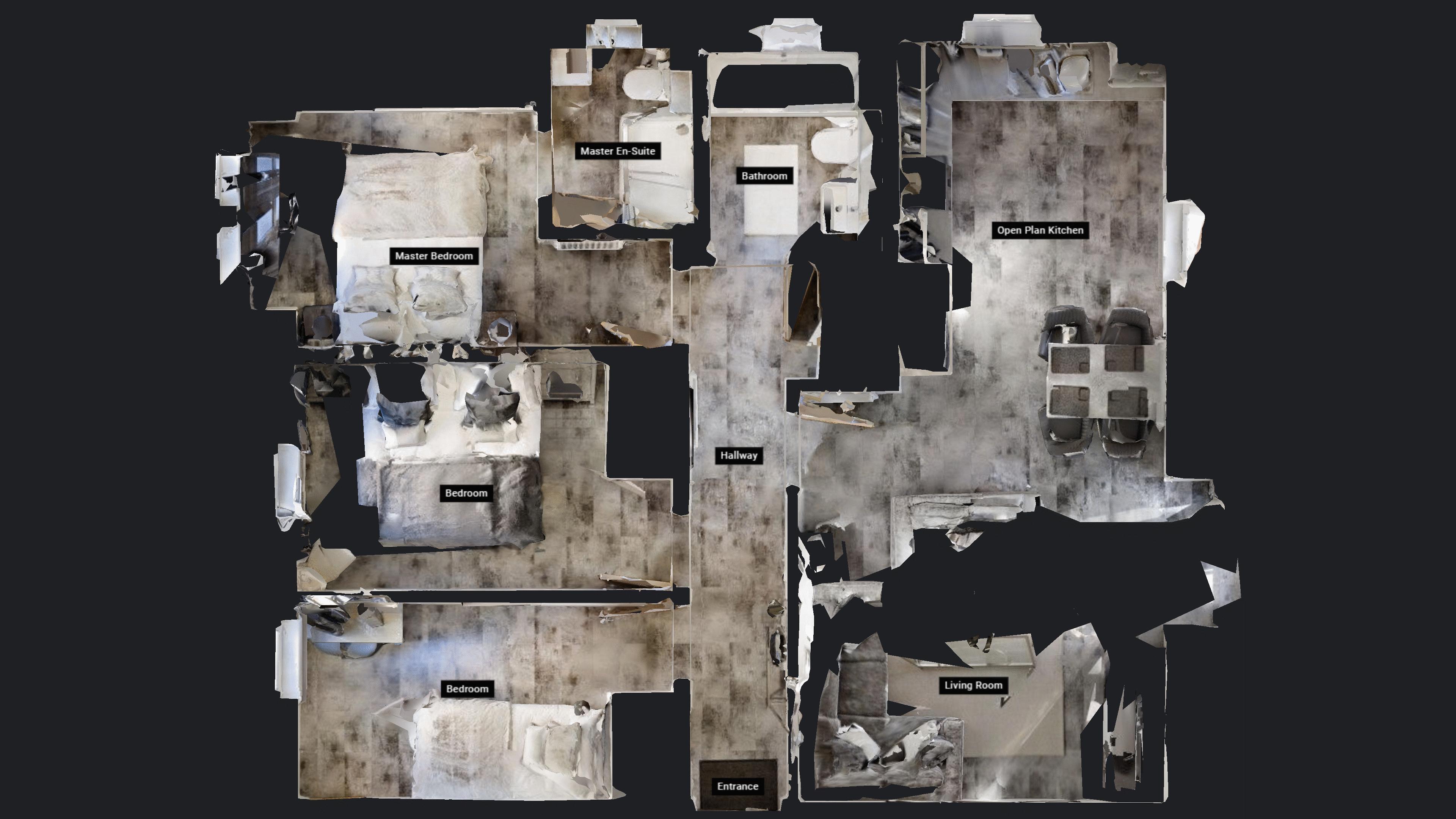 Virtual Floorplan