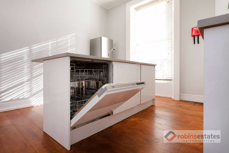 Integrated Dishwasher