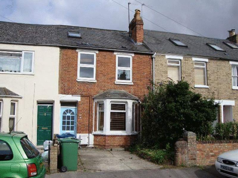 Percy Street Cowley