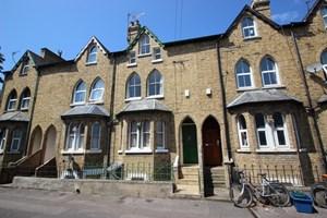 Marston Street Cowley