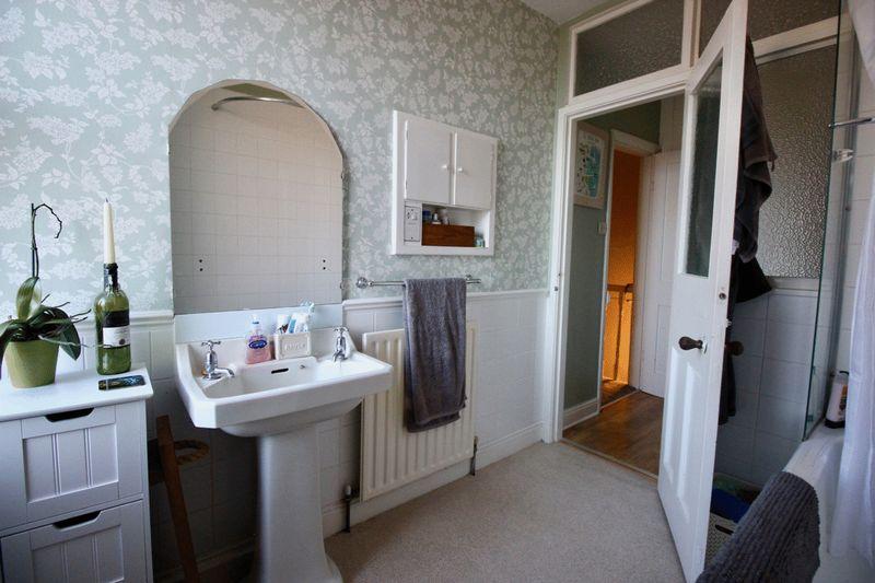 Bathroom & Dressing Area