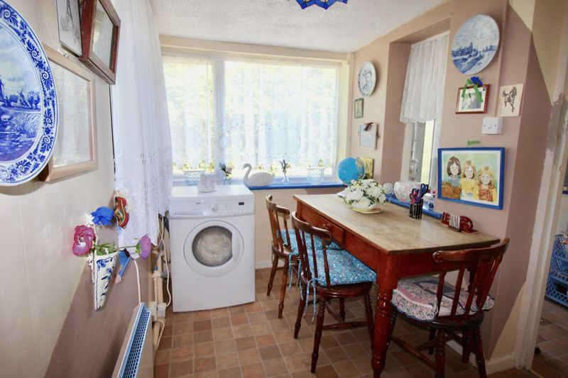 Breakfast/Utility Room