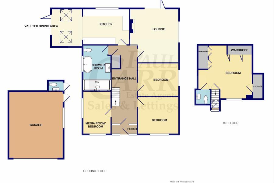 floorplan for 18 belwell drive