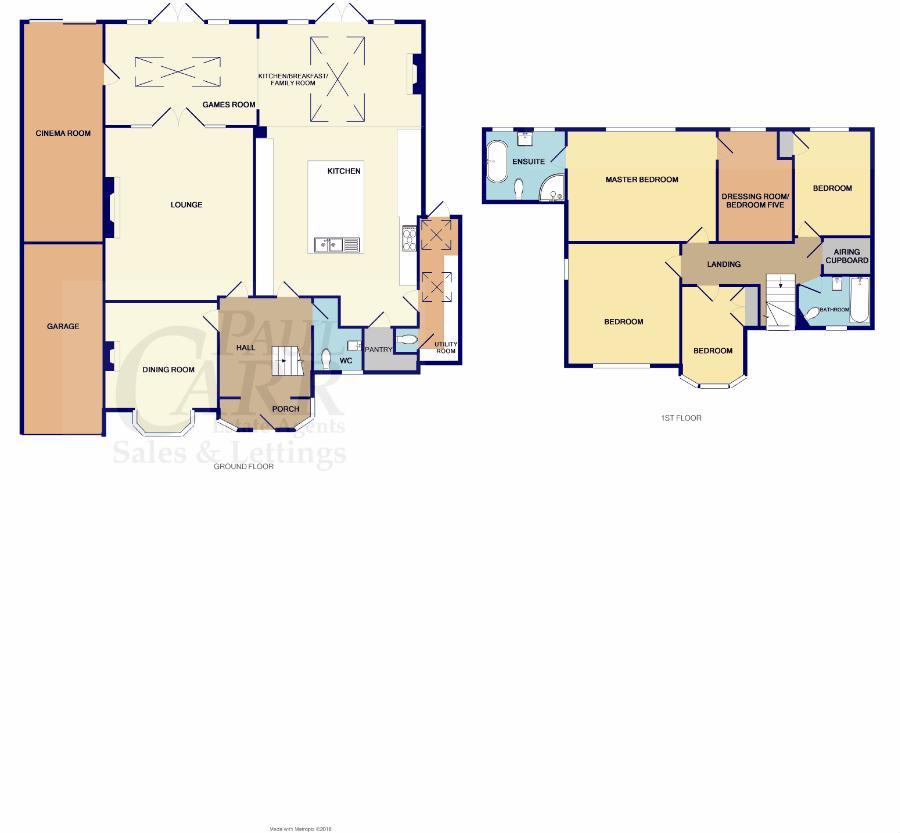 floor plan for 13 Foley road EAst