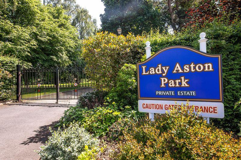 Little Aston Hall Drive