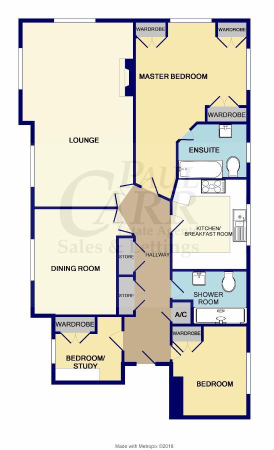 floor plan for apt 5 Maple House