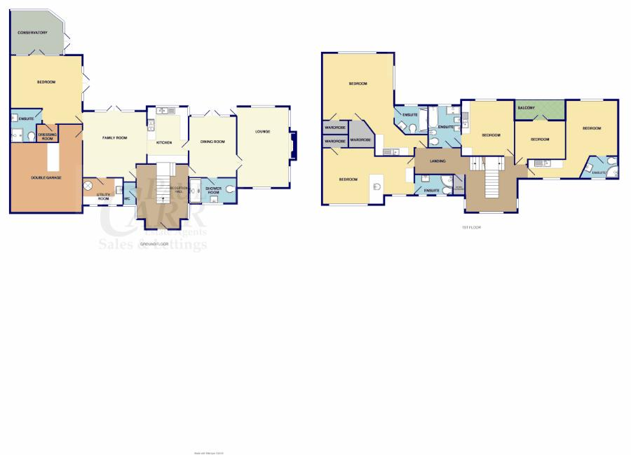 Floorplan for 19 Mulroy Road