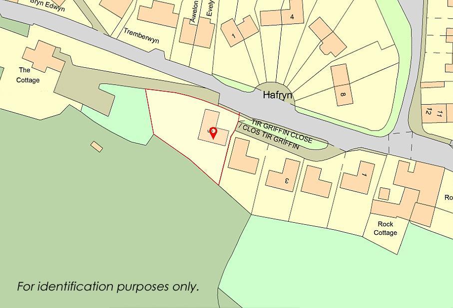 Location Plan - For Identification.