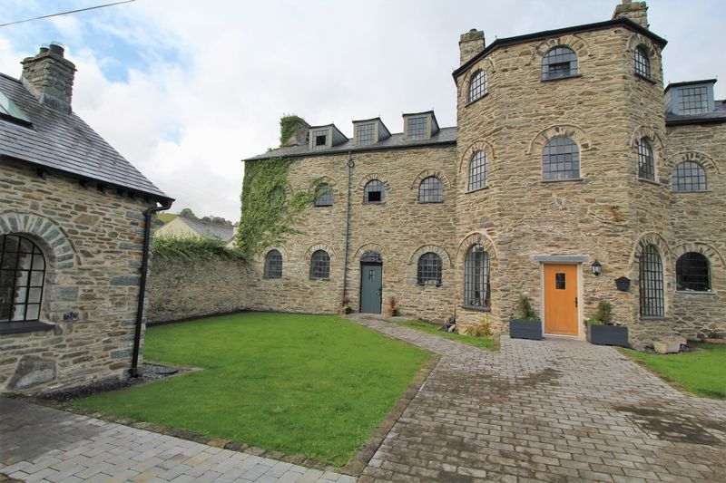 The Old Workhouse Plassey Street