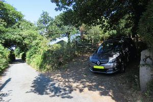 The old Tram Road Point, Devoran