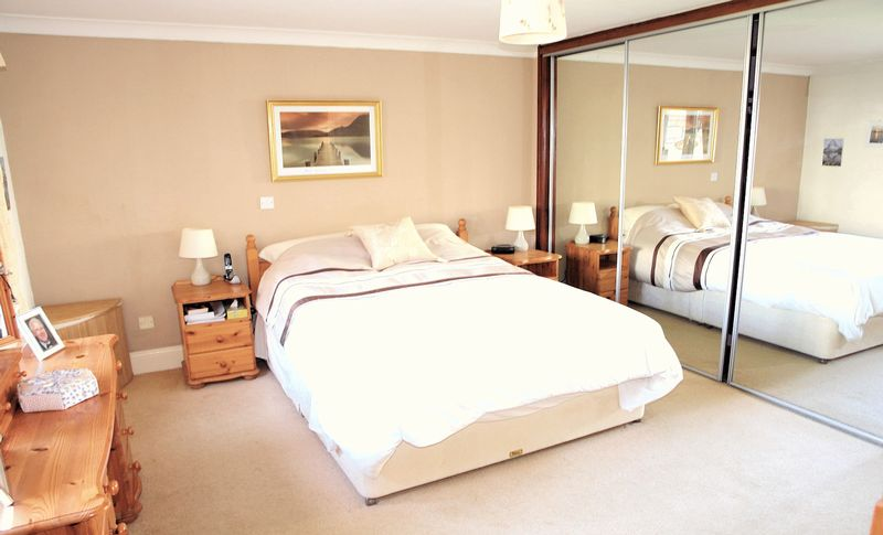 All double bedrooms