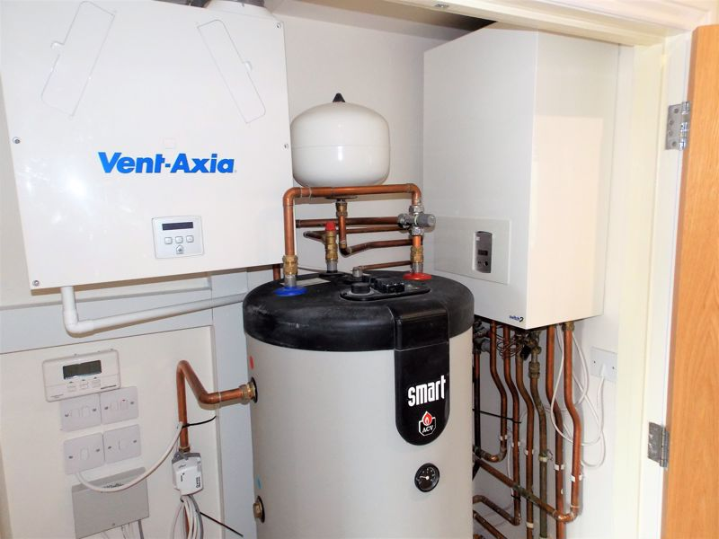 Heat Recovery Unit & Other Energy Efficient Featur