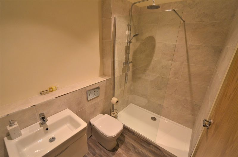 SHOWER ROOM - REGENT HOUSE