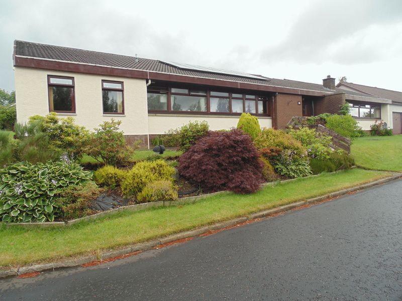 Gainburn Crescent Cumbernauld