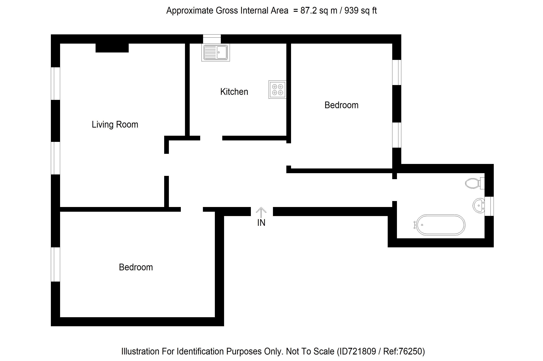 Cathlaw House Floorplan