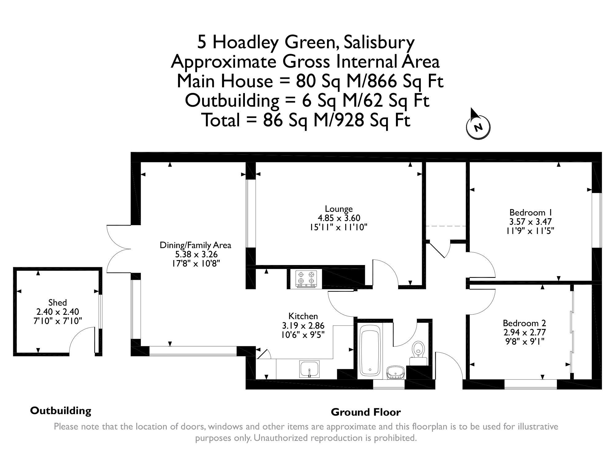 Hoadley Green Bishopdown