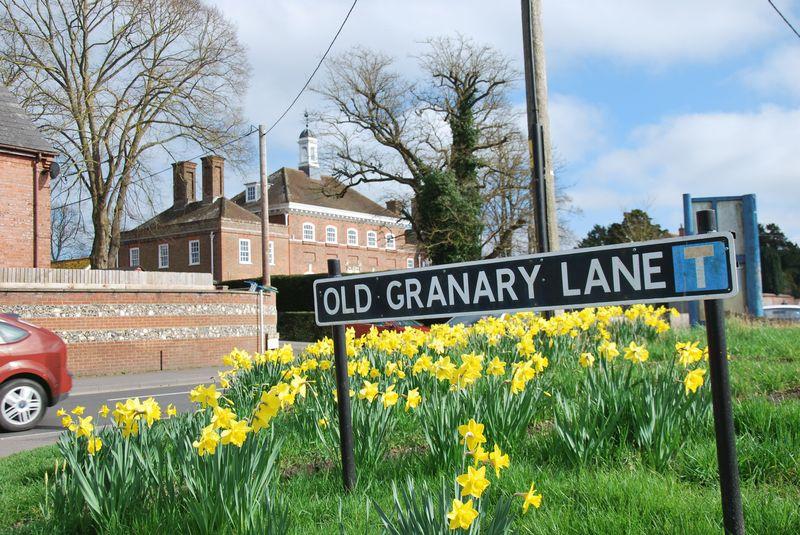 Old Granary Lane