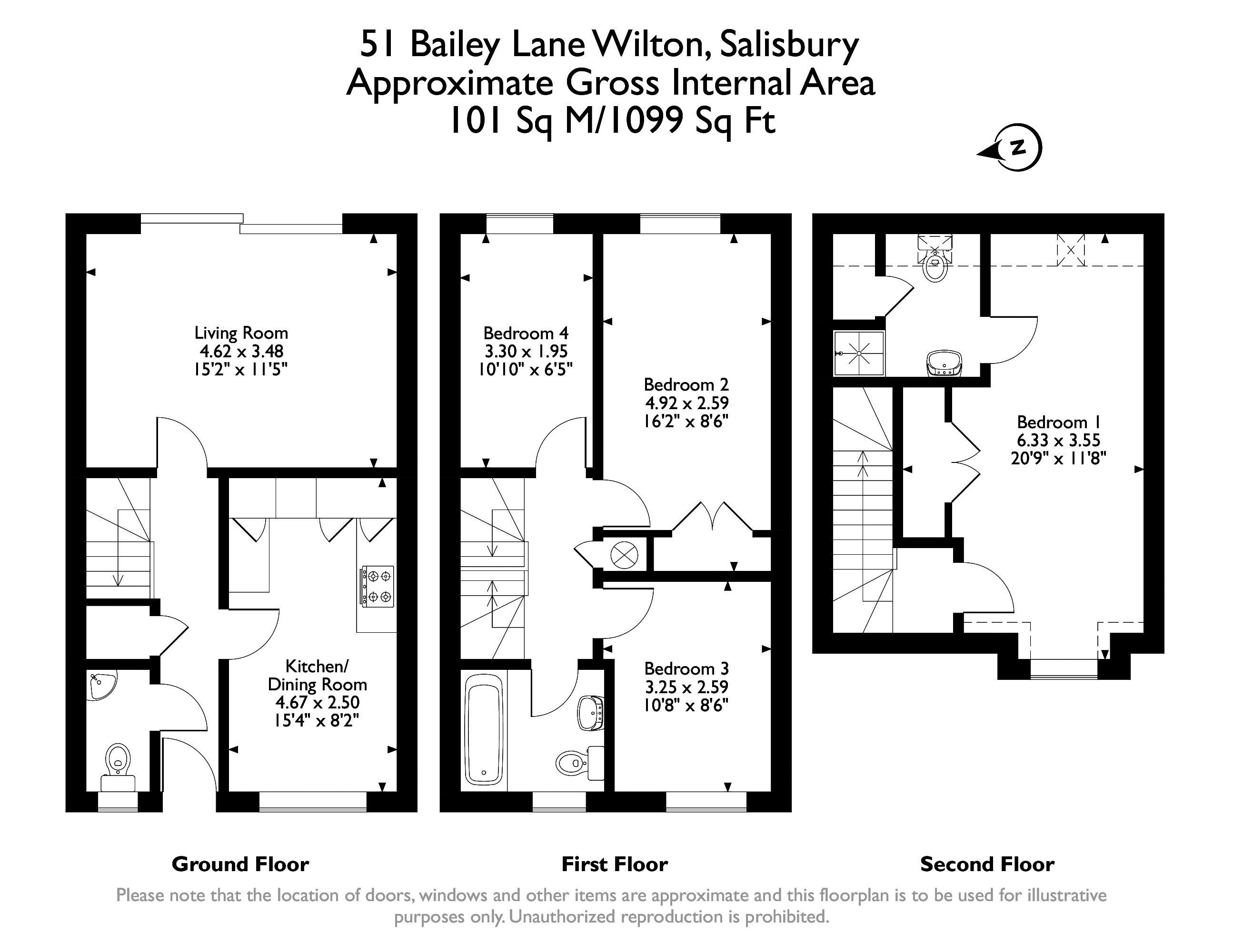 Bailey Lane Wilton