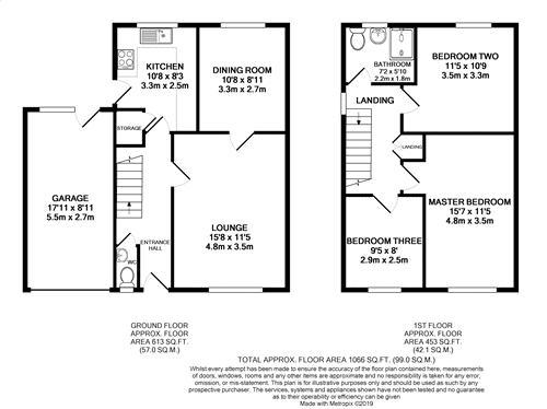 Greencroft - Floorplan