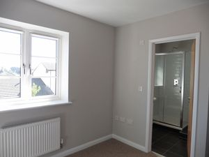 BEDROOM ONE WITH EN-SUITE