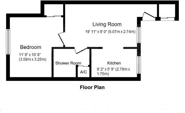 H&H Floorplan