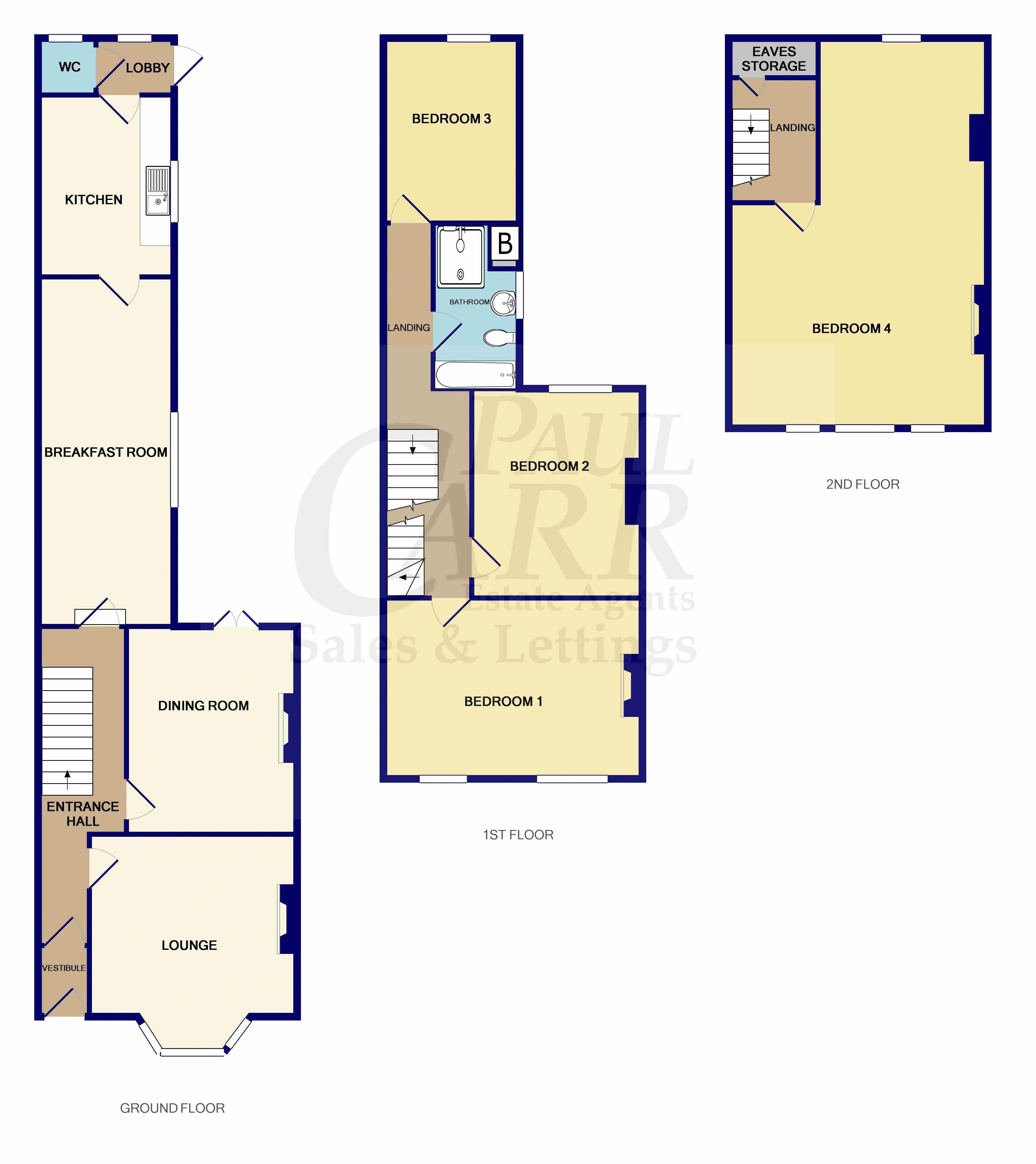 floorplan 462 Chester Road